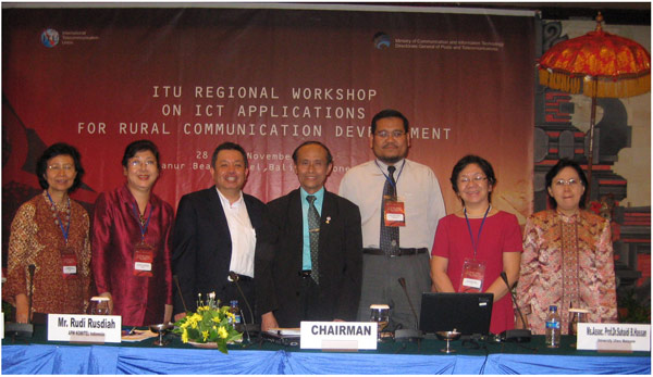ITU Regional Workshop